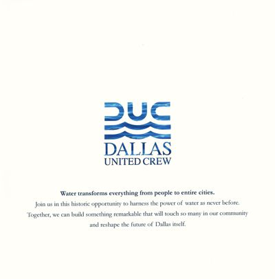 Dallas United's Community Boathouse of Dallas