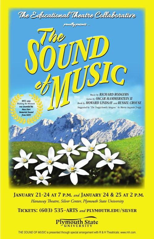 "ETC's ""The Sound of Music"" Program Book"