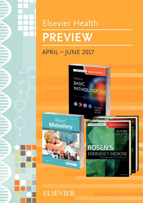 Elsevier Health Preview April to June 2017