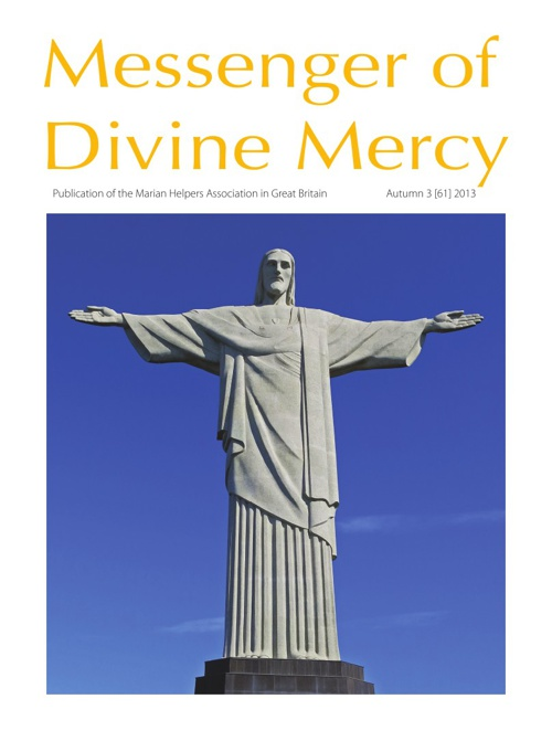 Messenger of Divine Mercy Autumn 3 [61] 2013