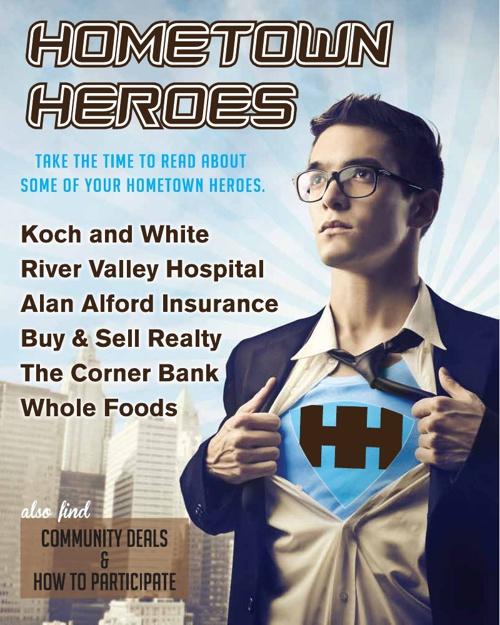 Hometown Heroes Sample