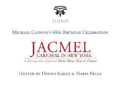 Michael Capponi's 40th Birthday Celebration