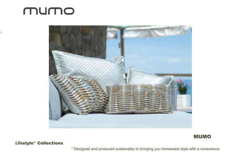 Mumo tableware selection