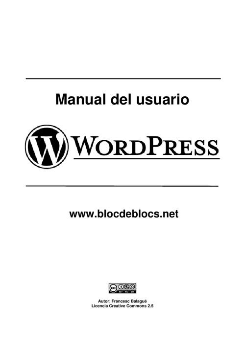 Tutorila de Wordexpress