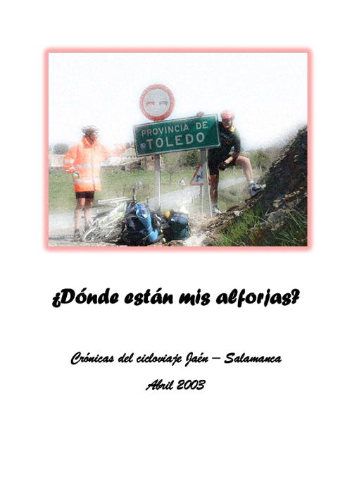 Ruta Jaén - Salamanca