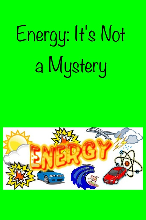 Waldrip Energy It's Not a Mystery