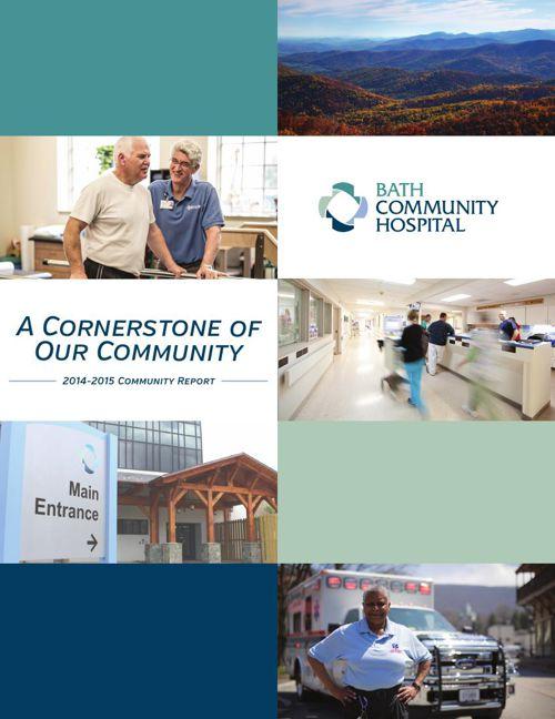 2014 - 2015 BCH Community Report