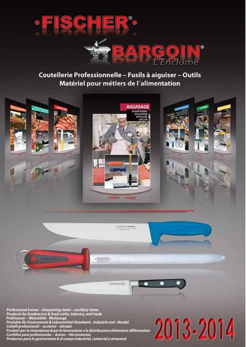 Catalogue 2013 Fischer & Bargoin