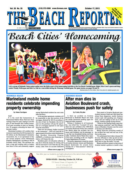 The Beach Reporter | 10-17-13