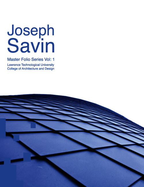 Master Folio Series   Joseph Savin