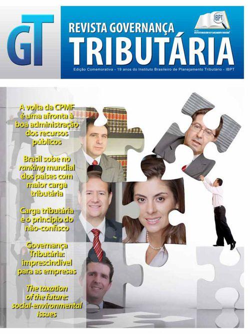 Revista Governanca Tributaria 2011