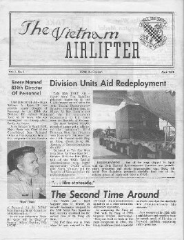 The Vietnam Airlifter  July 1970