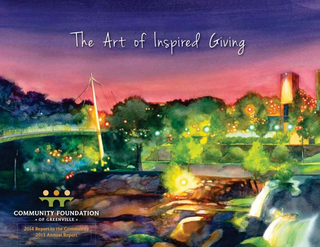 2013 Annual Report & 2014 Report to the Community