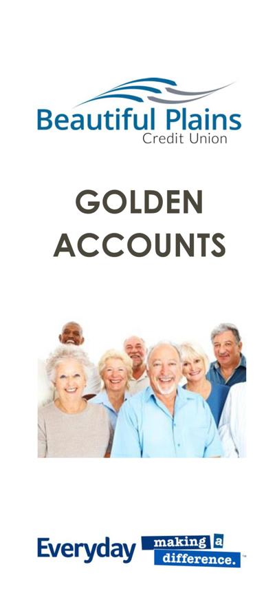 Golden Accounts