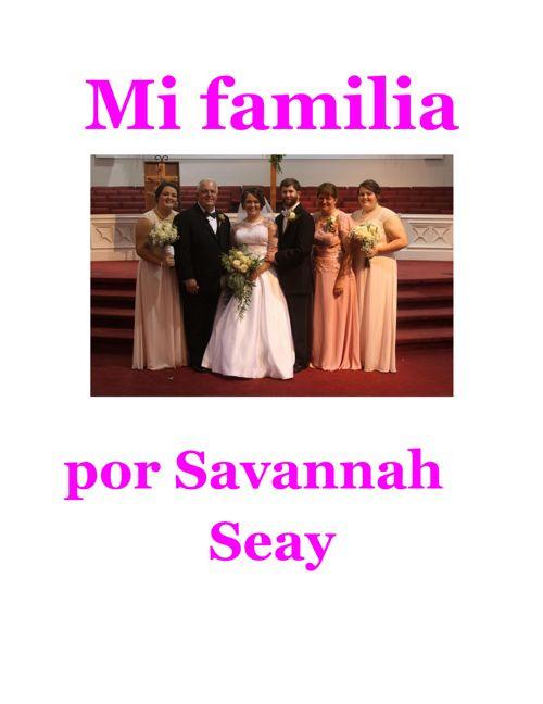 Mi familia Gabriela 2nd