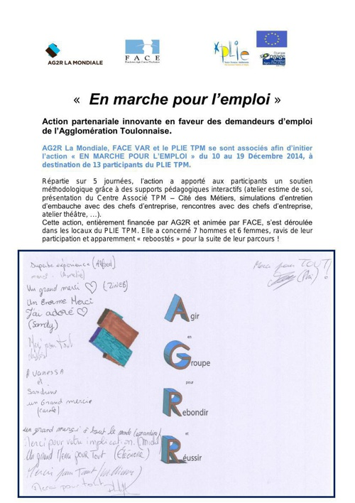 Article AG2R-FACE site MDE TPM