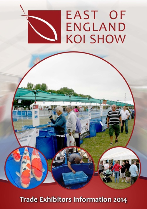 East of England Koi Show 2014