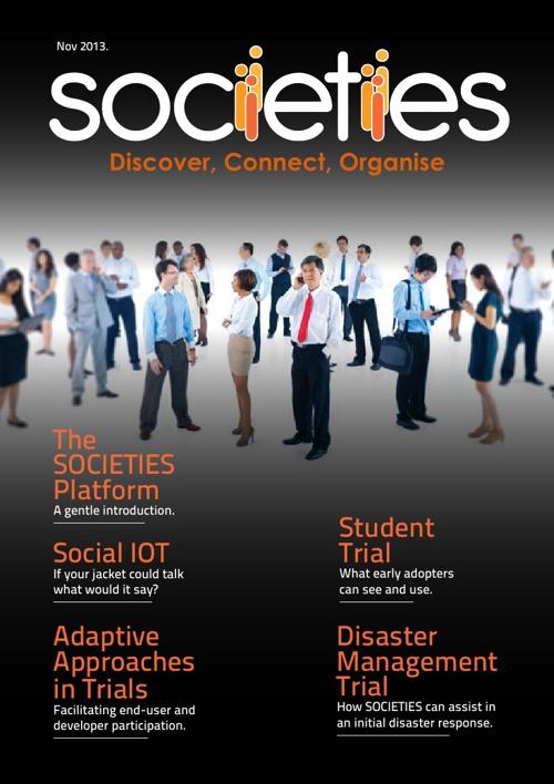 Societies Magazine Nov 2013 (Digital Version)