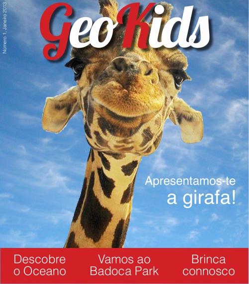 revista geokids