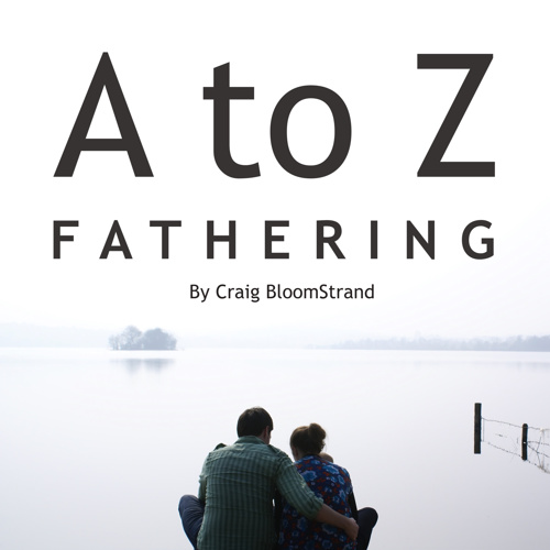 A to Z of Fathering - Minimal