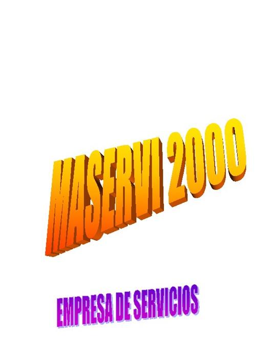 MASERVI 2000
