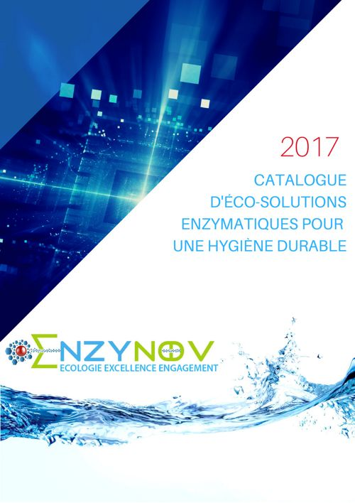 ENZYNOV Eco-Solutions Enzymatiques Catalogue 2017