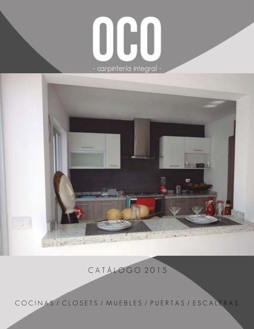 Copy of Catalogo OCO 2015 Impresión