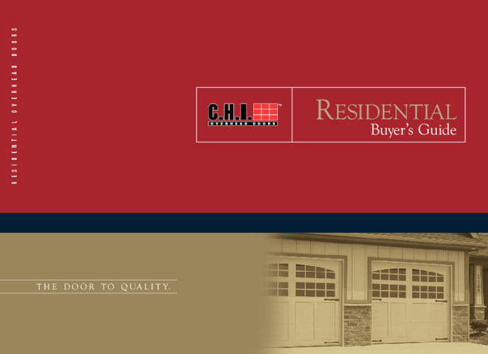 CHI catalog