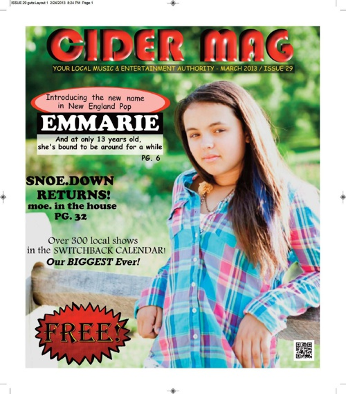 Cider Mag - March 2013
