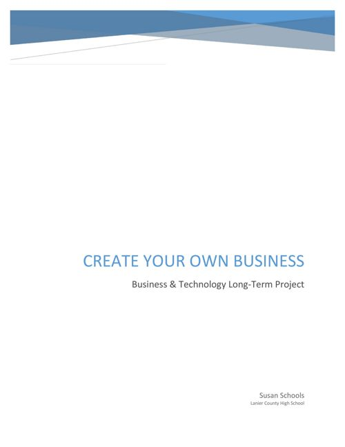 Bus Comm Create your own business