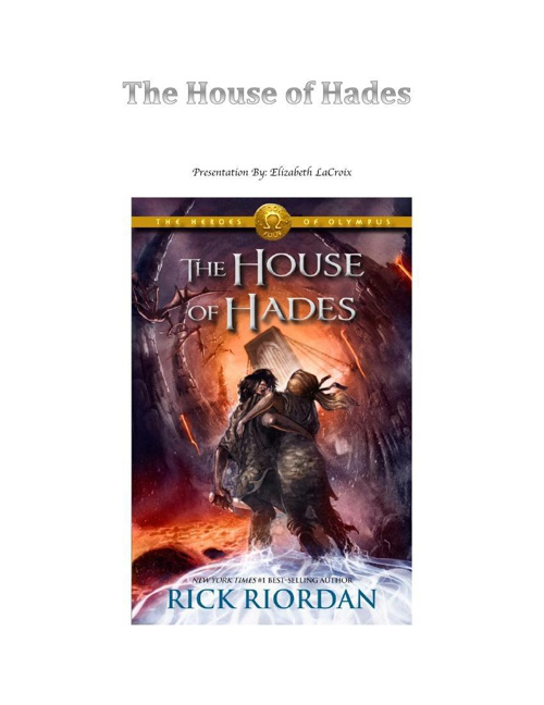 Copy of house of hades (title page)