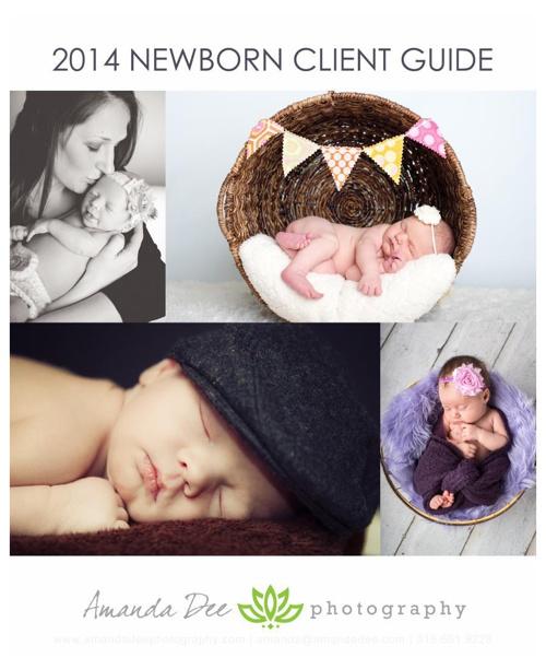 Newborn Client Guide 2014