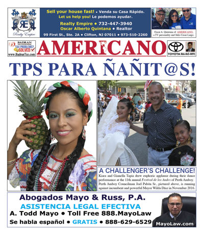 Americano June 2016 Part 2