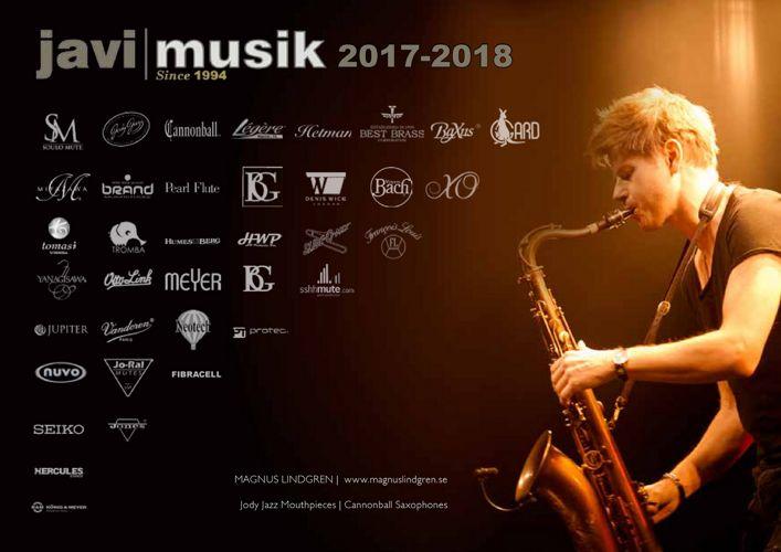 Javi Musik 2017-2018