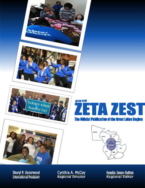 Zeta Zest 2012