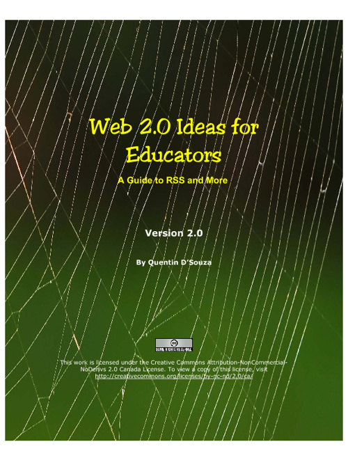 100 Ideas for Web 2 Educators