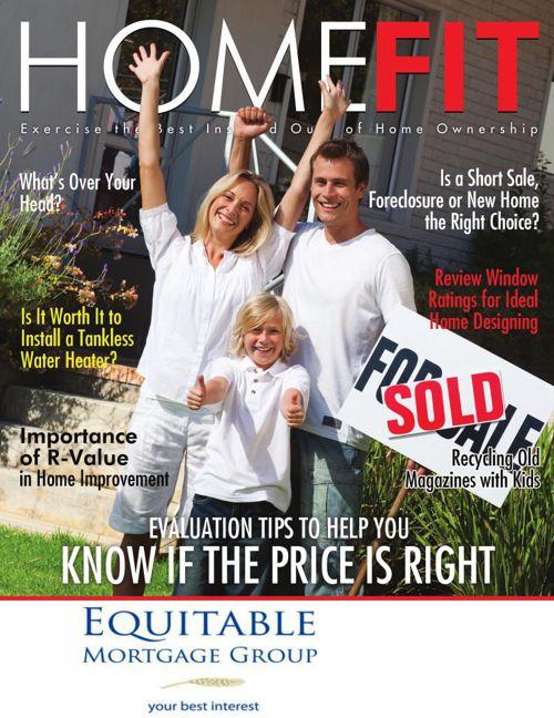 HomeFit Issue Eight: The Christensen Team