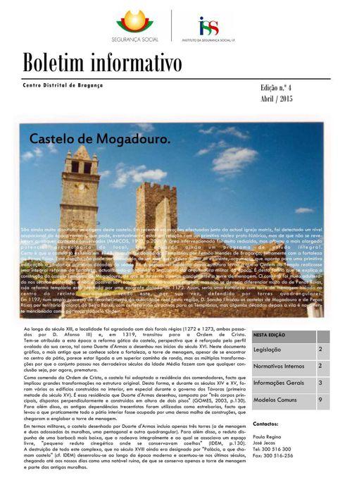 Boletim 4ª edição