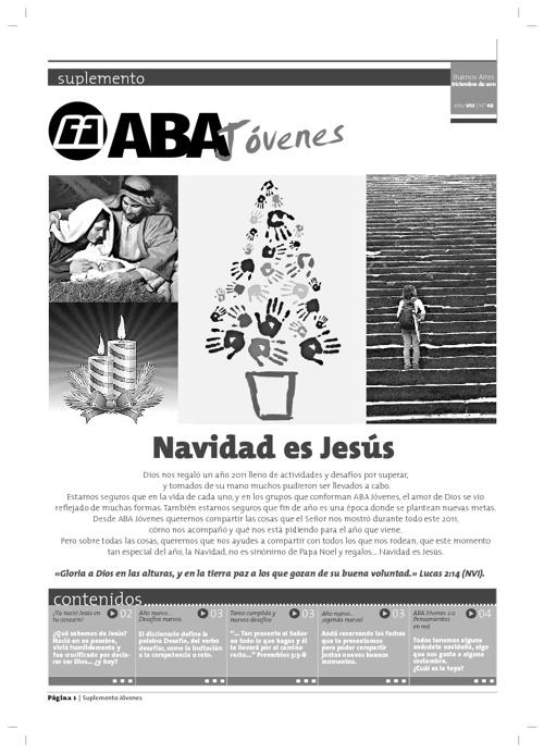 Reflexión Bautista - Suplemento Jóven - igital