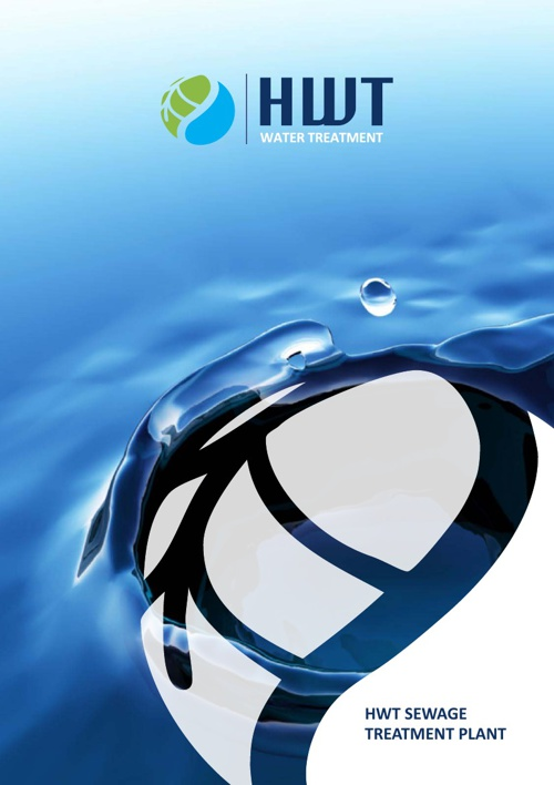 HWT Sewage Treatment Plant brochure