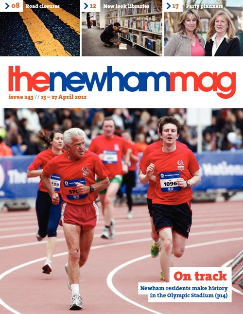the newham mag issue 243