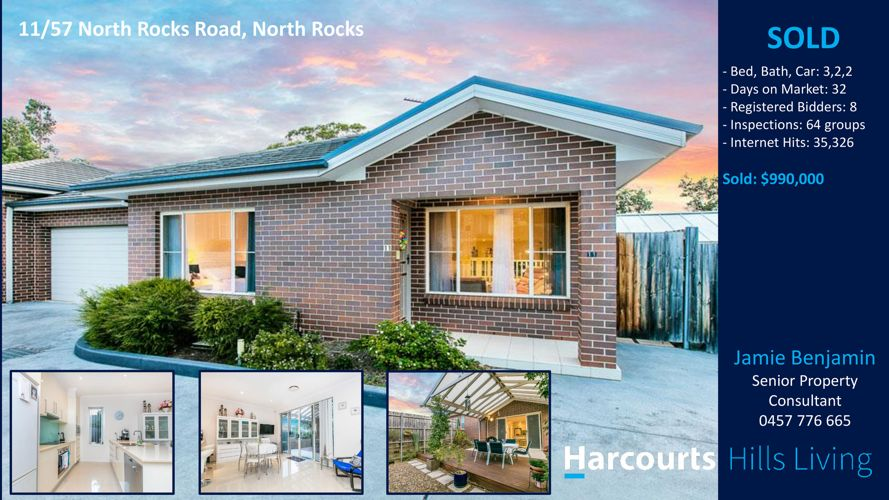 Sold- 11/57 North Rocks Road, North Rocks