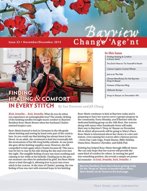 Bayview December 2015 Change 'Age'nt Newsletter