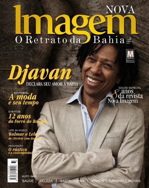 Edição 34 - Revista Nova Imagem