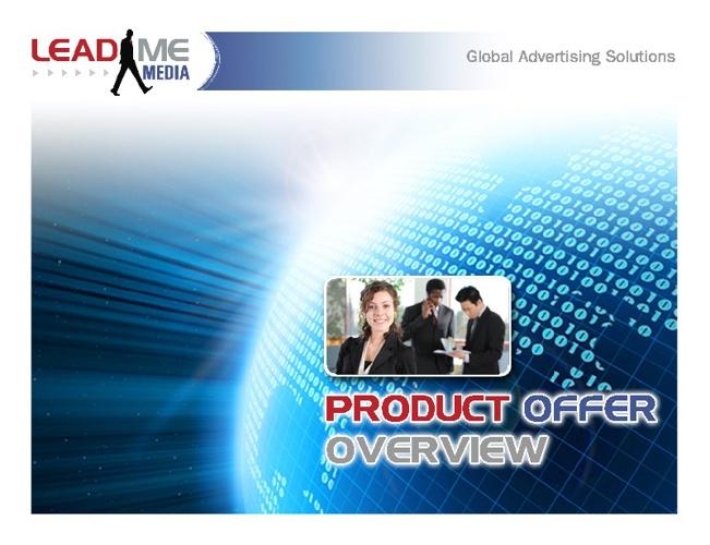LeadMeMedia - MediaKit