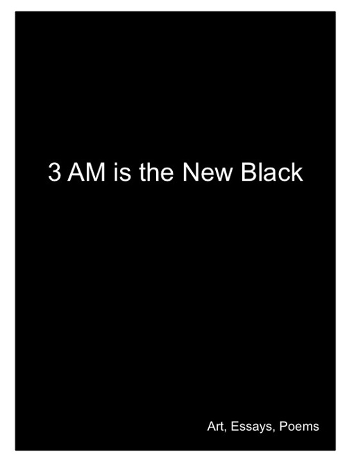 3 AM is the New Black, Issue 1
