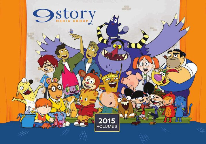 9 SOTRY CATALOGUE 2015 - VOLUME 3