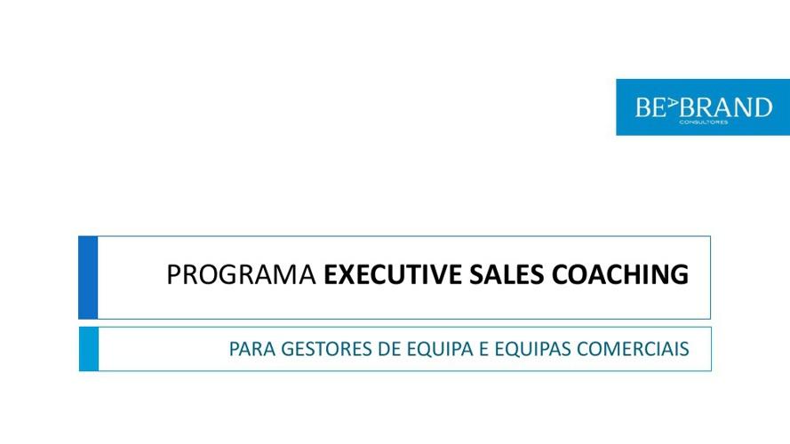 BEaBRAND Sales Coaching