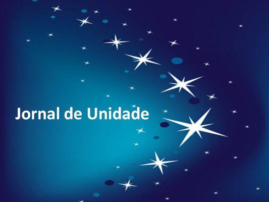 Jornal de Unidade Agosto