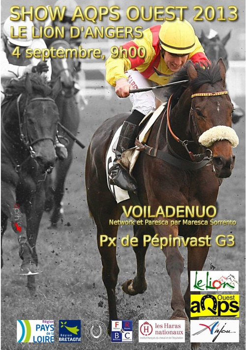 Catalogue 2013 SHOW AQPS OUEST